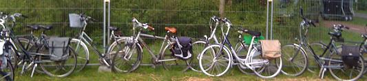 fietsenstalling concours hippique eindhoven